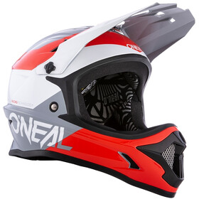 O'Neal Backflip Casco Bungarra, red/gray/white